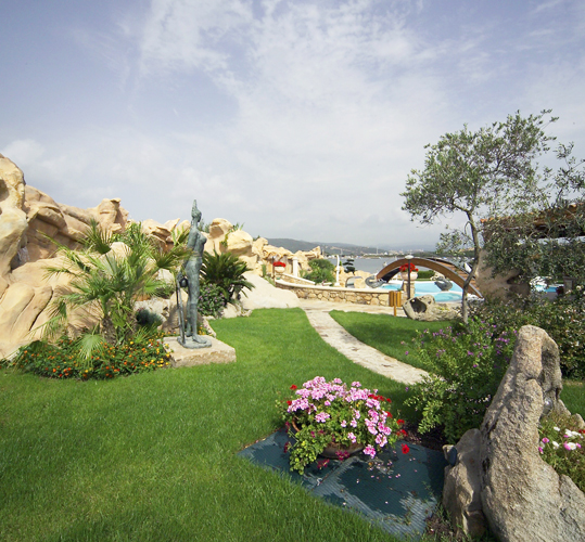 Giardini scenografici puntoblu - Piscine rocciose ...